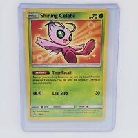 Shining Celebi SM79 Shining Legends Promo Holo Pokemon Card MINT PSA 10 Maybe