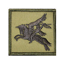 New Olive Green 16 Air Assault Brigade Pegasus Patch TRF - Airborne Forces