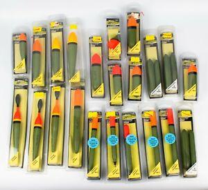 Job Lot of 25 Fishing Floats - 30 Plus Predator Pike Float - Pencil Slider