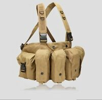 Heavy Duty Chest Rig, Tactical Chest Rig, For Training and Hunting