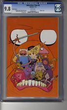Adventure Time # 6 Virgin Cover C - CGC 9.8 WHITE  Pages - Finn & Jake