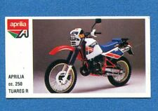 MOTOR SHOW -Baggioli 1986- Figurina-Sticker n. 60 - APRILIA 250 TUAREG -New