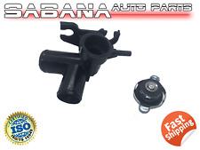 NEW Engine Coolant Radiator Filler Neck For Elantra 11-15 Forte 14-18 With Cap
