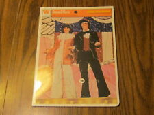 Nos New 1977 vintage Donny & Marie frame tray picture puzzle l Whitman B4542-2