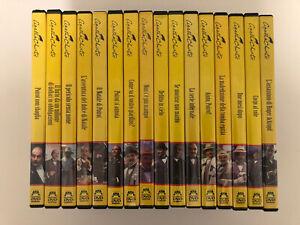 16 DVD Agatha Cristhie POIROT