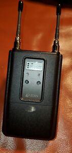 Azden 330upr 330UPR-CE dual channel UHF receiver European.