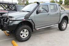 MCC 4WD BRUSH BARS & SIDE STEPS COMBO TO SUIT NISSAN NAVARA D40 STX 550 11-15