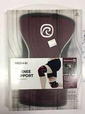 Rehband 5mm Burgundy Knee Sleeve Various Sizes