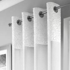 dopo vendita economica risparmia fino all'80% Tende bianchi con anelli per la casa | Acquisti Online su eBay