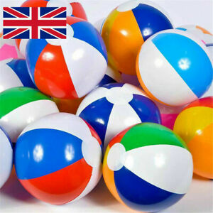 """20"""" / 50 cm Colourful Inflatable Sea Beach Ball Holiday Swimming Pool Party Ball"""