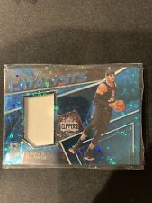TOBIAS HARRIS 2017-18 SPECTRA CATALYSTS NEON BLUE PRIZM JERSEY #64/99 CLIPPERS