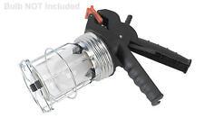 NEW Sealey 60w Garage/Workshop Inspection Clamp Lead Bulb Lamp/Light 240v ML100G