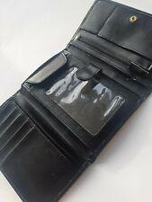 Large Jacket Wallet Faux Leather