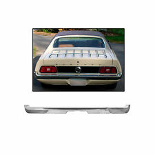 1971-1973 Ford Mustang Chrome Rear Bumper