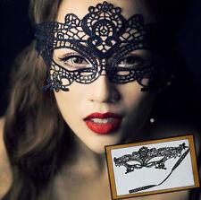 Fashion Charm  Eye Mask Women Hollow Lace Venetian Carnival Masquerade Ball