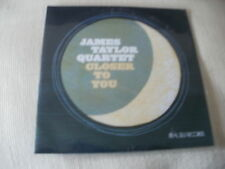 THE JAMES TAYLOR QUARTET - CLOSER TO YOU - 3 TRACK UK PROMO CD SINGLE
