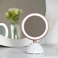 Revlon Ultimate Glow Dual Sided Magnifying Make Up LED Mirror - RVMR9029UKE - UK