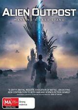 Alien Outpost (DVD) Sci-Fi [Australian Release] NEW/SEALED Mankind's Last Stand