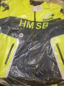 NEW Mens Motorcycle Waterproof Cordura Textile Jacket Motorbike Armours U.K