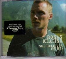 (BJ970) Ronan Keating, She Believes (In Me) - 2004 CD