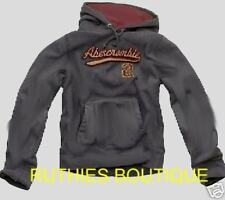 ABERCROMBIE & FITCH  BIG HORN PASS Hoodie NWT S