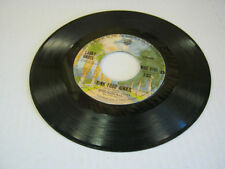 Larry Groce Junk Food Junkie/Muddy Boggy Banjo Man 45 RPM