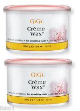 GiGi Creme Wax for sensitive Skin 2 - 14oz. #0260