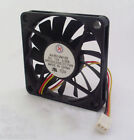 1pc Brushless DC Cooling Fan 12V 0.15A 70mmx70mmx10mm 7010 13 blades 3pin/3wire