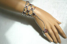 BRACELET-BAGUE ORIENTAL. BANGLE. DANSE. BELLY DANCE. BANGLE RING MARIAGE