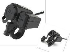 Weatherproof Motorcycle USB Mobile phone GPS Cigarette Lighter Charger For Honda