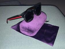 GUCCI Men's Sunglasses GG0044SA GreyAvanaSilver 53-18-150 MADE IN ITALY