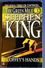 The Green Mile: (3) Coffey's Hands by Stephen King (Paperback, Signet 1996)