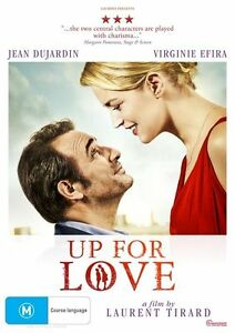 UP FOR LOVE DVD, NEW & SEALED, 2017 RELEASE, REGION 4, FREE POST