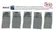 "ROGGE CLEAN&FRESH  High-Tech Microfasertücher ""50er Pack"""