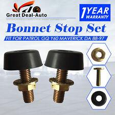 Bonnet Stops For Nissan Patrol GQ Y60 Safari Maverick Rubber Bumper Adjustment
