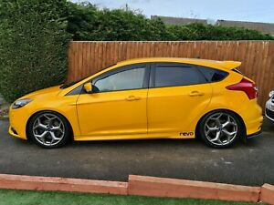 2013 Tangerine Scream Focus ST 3 For Sale
