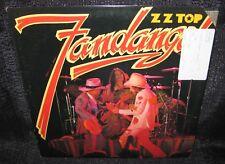ZZ TOP Fandango! (Reissued in 1979 U.S. 9 Track LP w/Picture Sleeve)