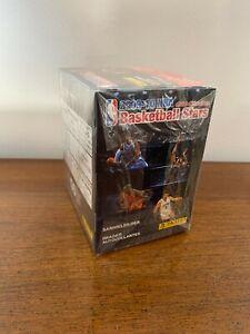 2009-10 Panini NBA Basketball Sealed Box 50 packets Stephen Curry Rookie Sticker