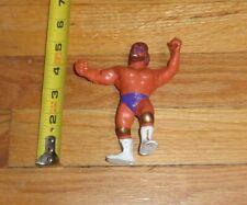1991 WWF WWE Hasbro Macho King Randy Savage Wrestling figure Man WCW NWO Purple