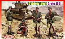 Gebirgsjäger Crète 1941 1/35 Dragon