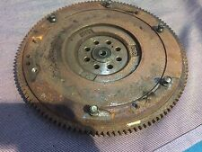 SUBARU IMPREZA 2.5 WRX 2008 Flywheel 5 Speed Solid Type