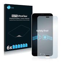 6x Film Protection pour Meizu M2 note Écran Protecteur Clair