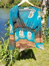 blouse style oriental T 4 cache cache