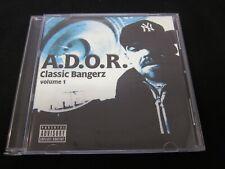 A.D.O.R. - Classic Bangerz - Volume 1 - EX - NEW CASE!!!