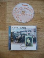 Cheb Mami - Salam Maghreb (8 Track Sonodisc CD 2000) VGC