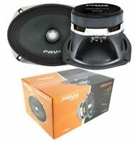 2x PRV Audio 69MR500PHP-4 6×9 1000W 4 Ohm Midrange Midbass Car Audio Speaker
