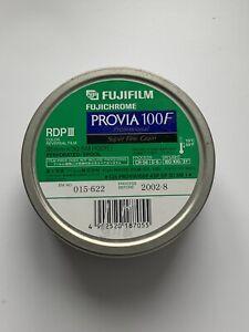 Sup RARE! FROZEN! Fujifilm Fujichrome Provia 100F Profes 35mm 100' Bulk Roll, E6