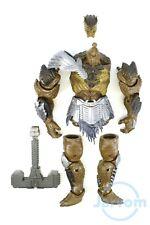 "Marvel Legends 6"" inch Build a Figure BAF Cull Obsidian Individual Parts"