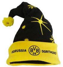 BVB Nikolausmütze Weihnachtsmütze  Borussia Dortmund