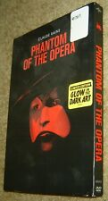 PHANTOM OF THE OPERA DVD,NEW & SEALED,LIMITED EDITION GLOW IN THE DARK, REGION 1